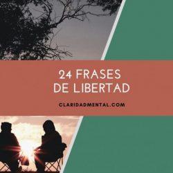 Frases de libertad para inspirarte durante la cuarentena