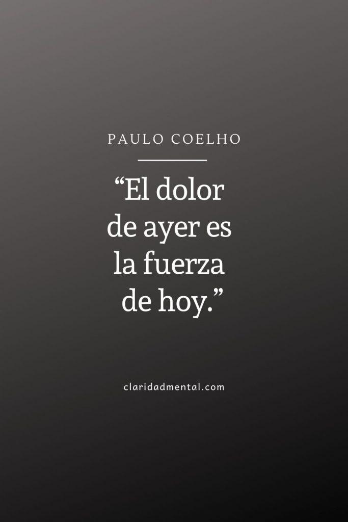 Paulo Coelho frases de superación personal
