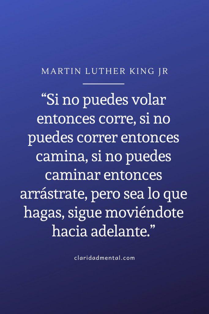 frases de martin luther king motivación