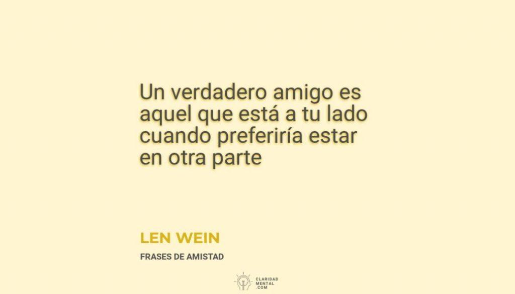 Len-Wein-Un-verdadero-amigo-es-aquel-que-esta-a-tu-lado-cuando-preferiria-estar-en-otra-parte